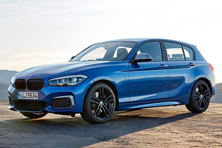 سری یک بی ام و BMW series 1 new 2018