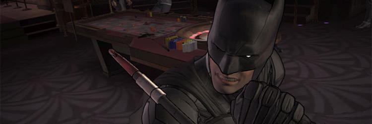 بازی Batman: The Enemy Within