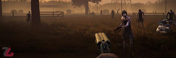 بازی Into the Dead 2