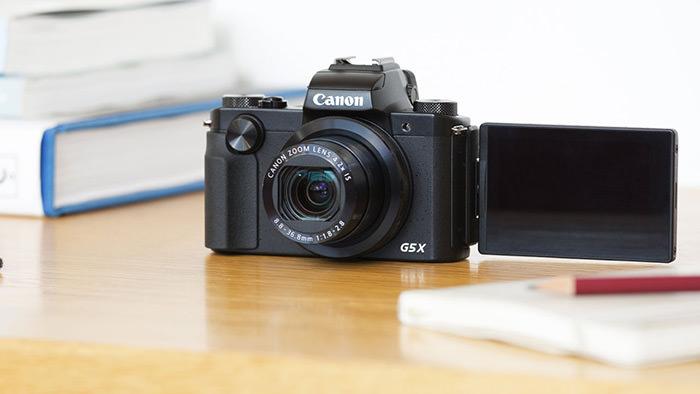 بهترین دوربین کامپکت- کانن پاورشات g5x