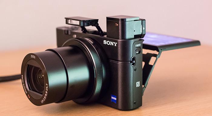 بهترین دوربین کامپکت- سونی rx100 IV