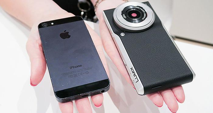دوربین خانگی در برابر دوربین موبایل