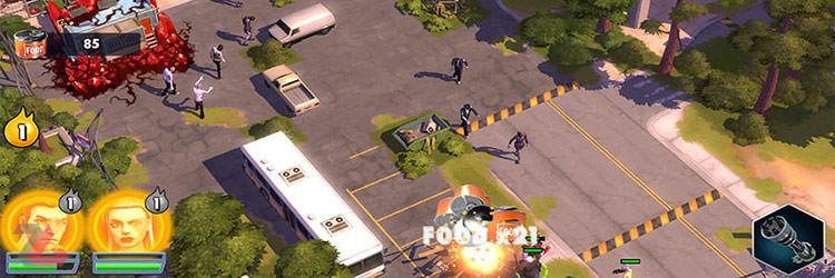 بازی Zombie Anarchy
