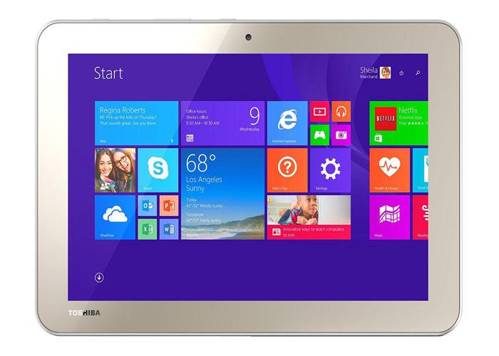 Tablet Toshiba Encore 2 WT1