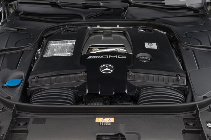 مرسدس AMG S63