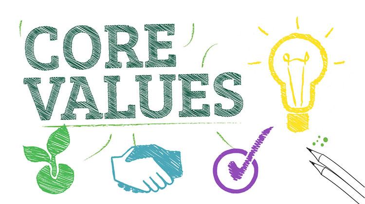 ارزش های اساسی