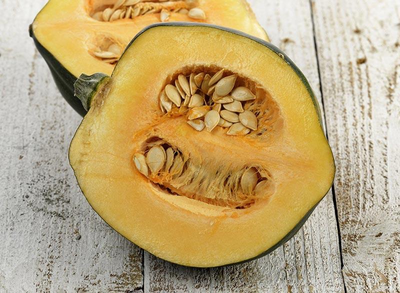 رژیم غذایی شکم شش تکه,غذاهای چربی سوز سریع,acorn-squash کدو حلوایی