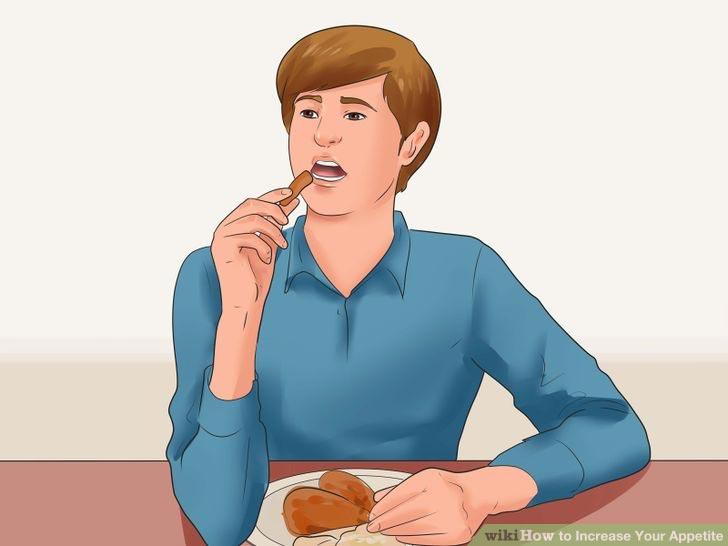 سریعتر غذا بخورید