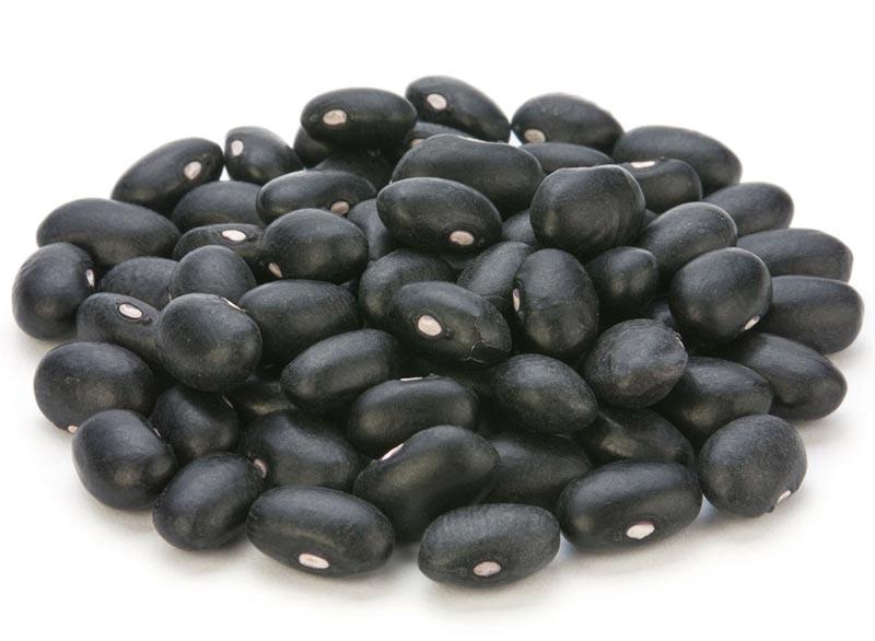 رژیم غذایی شکم شش تکه,غذاهای چربی سوز سریع,black-beans-foods-eat-every-day لوبیای سیاه