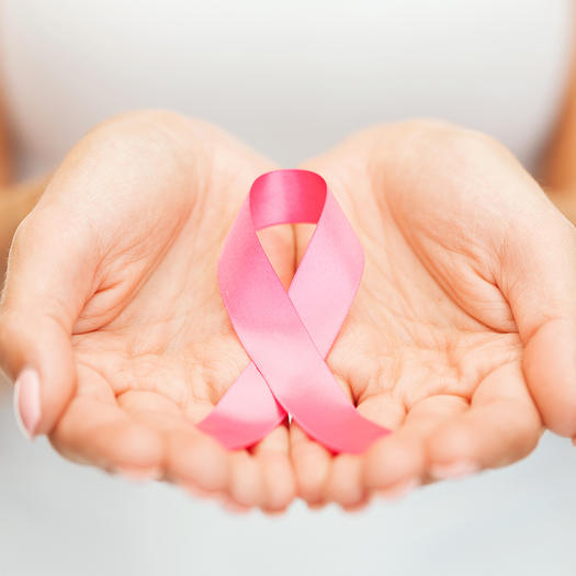 سرطان سینه breast-cancer-ribbion