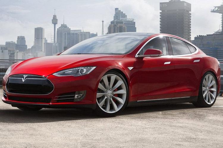 Tesla Model S / تسلا مدل اس
