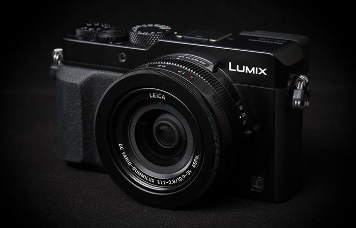 بهترین دوربین کامپکت- پاناسونیک lx100