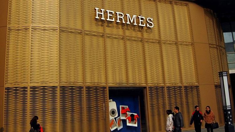 هرمس در بازار چین