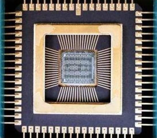 پردازنده الکترونیکی