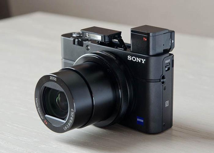 بهترین دوربین کامپکت- سونی rx100 III