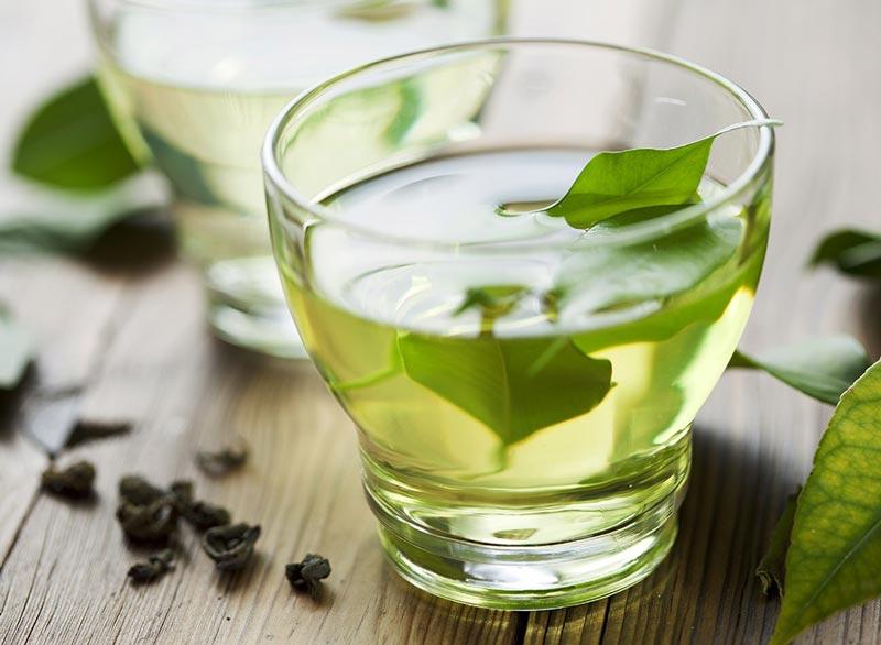 رژیم غذایی شکم شش تکه,غذاهای چربی سوز سریع,green-tea-8-perfect-fitness-foods چای سبز