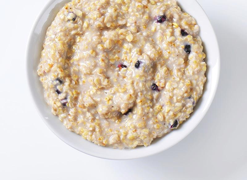 رژیم غذایی شکم شش تکه,غذاهای چربی سوز سریع,oatmeal-diet-pro-snacks جوی دوسر
