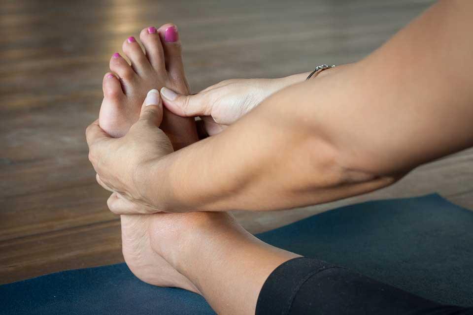 سلامت و تقویت پا