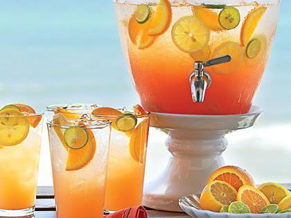 دمنوش به لیمو و خاصیت کاهش استرس