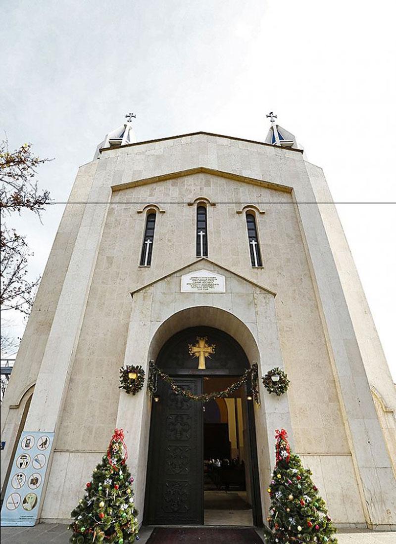 کلیسای سرکیس تهران