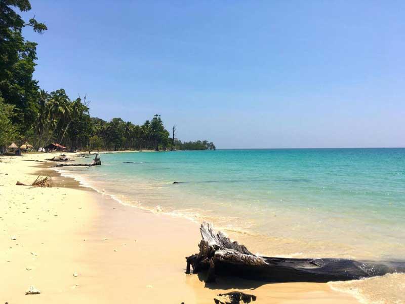ساحل باتل، تایلند