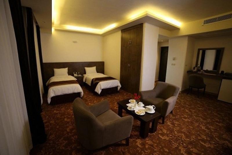 هتل لوکس لاهیجان