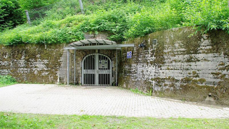 پناهگاه باربارااستولن (Barbarastollen)