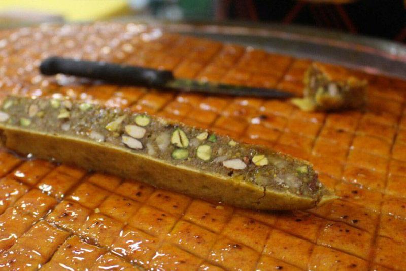 سوغات کاشان