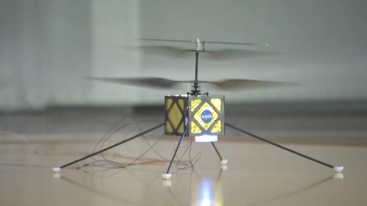 هلیکوپتر مریخ