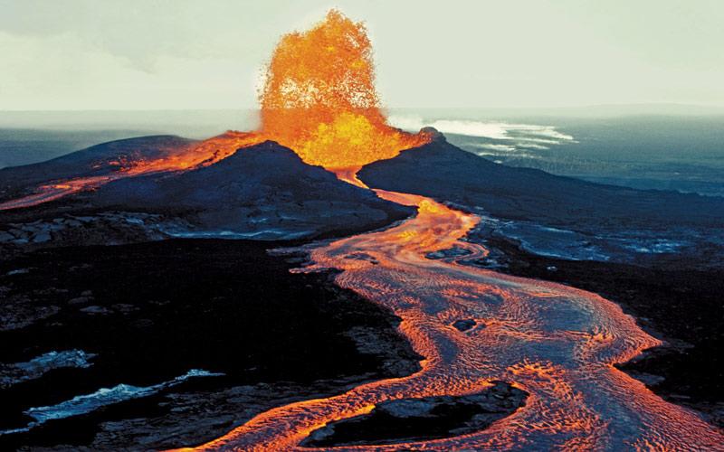 کوه آتشفشانی کیلواوا، هاوایی