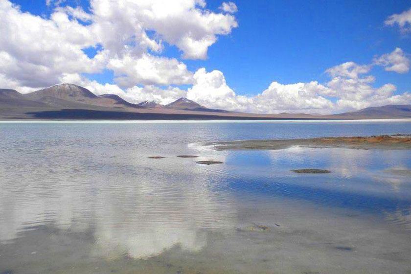 دریاچه مخرگه