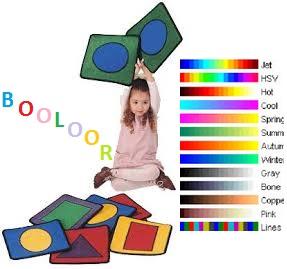 هارمونی رنگها