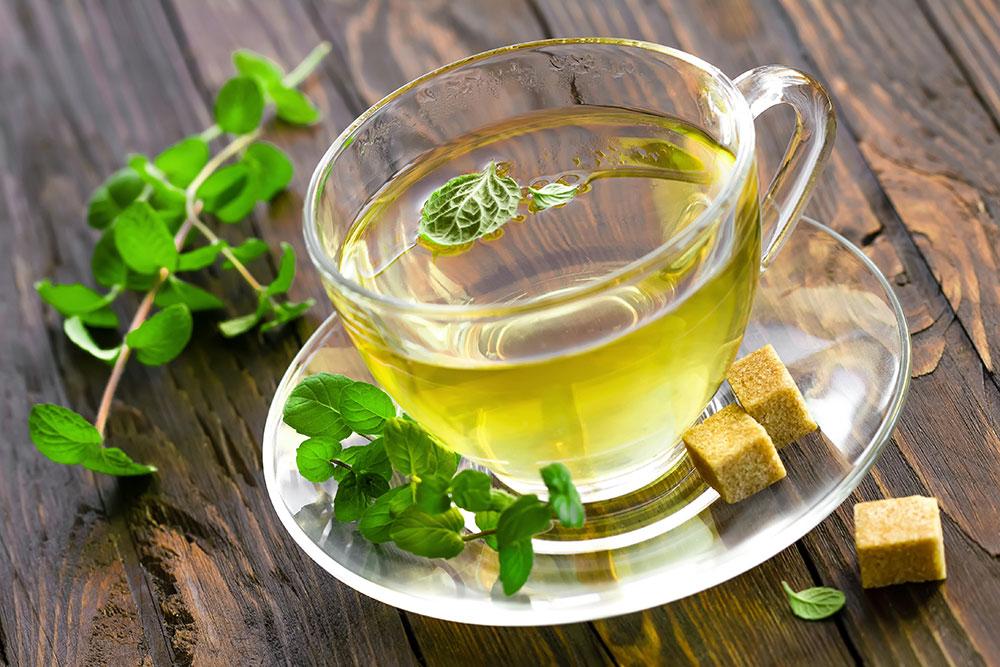 چای نعناع و تسکین ناراحتی معده