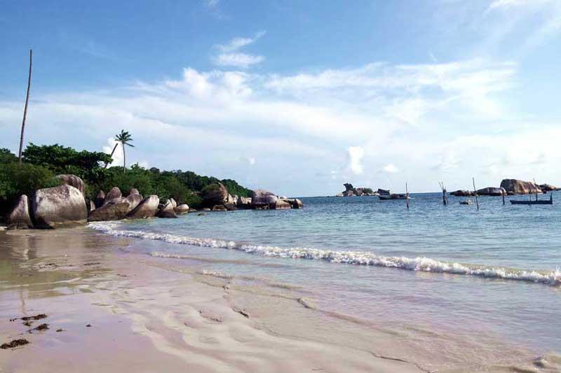 ساحل جزیره کپیانگ، مالزی