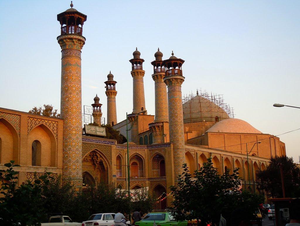مسجد سپه سالار