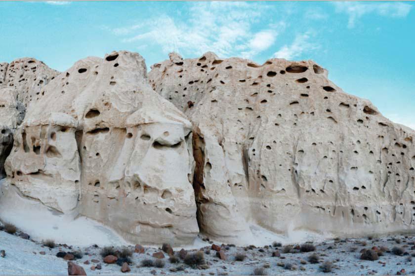روستای صخره ای میمه