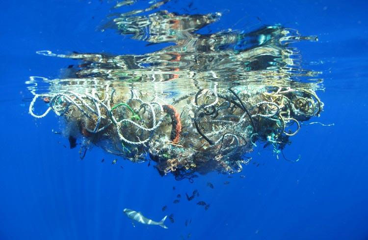 زباله دان های اقیانوسی