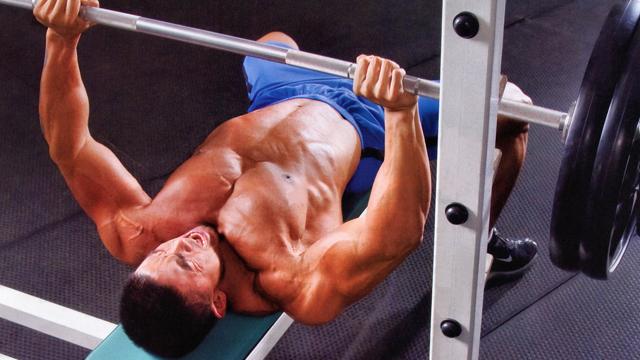بدن بهتری بسازید: سینههای قویتر در ۴ هفته
