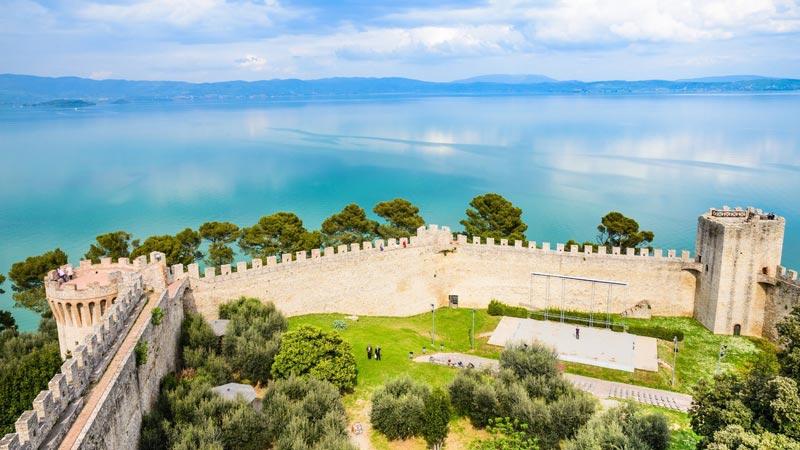 دریاچه تراسیمنو