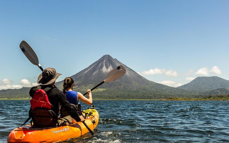 آتشفشان آرنال، کاستاریکا