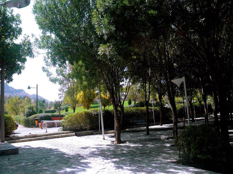 پارک جنگلی پیشکوه