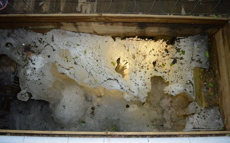 معدن یخ کیودراسپرت