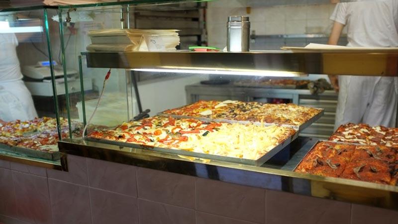 آرته دلا پیتزا