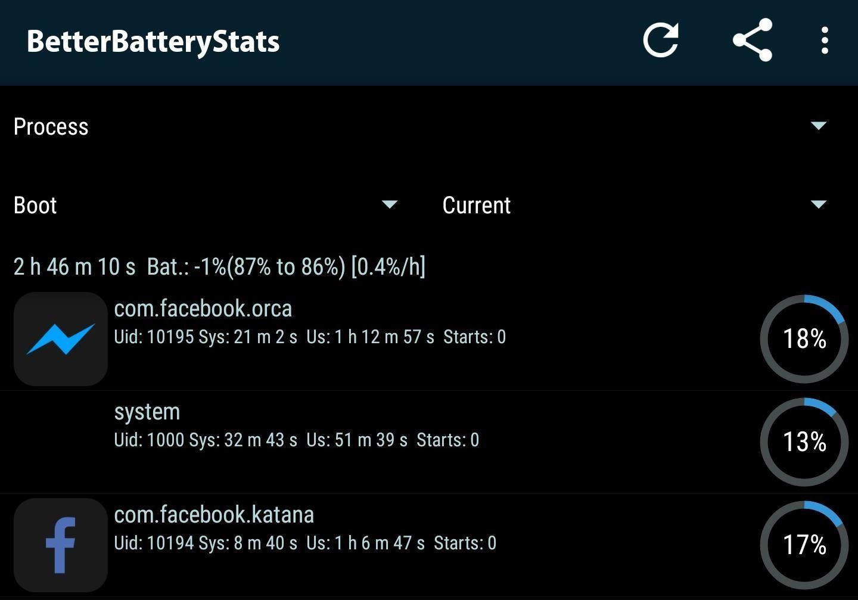اینفو - مصرف بالای باتری و داغ شدن گوشیهای اندرویدی در اثر تغییر سرور فیسبوک