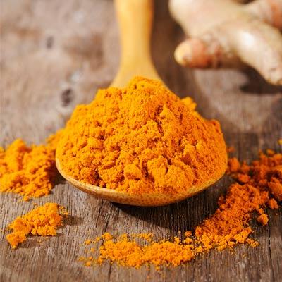 گیاهان دارویی پوست صورت,زردچوبه برای کاهش التهاب
