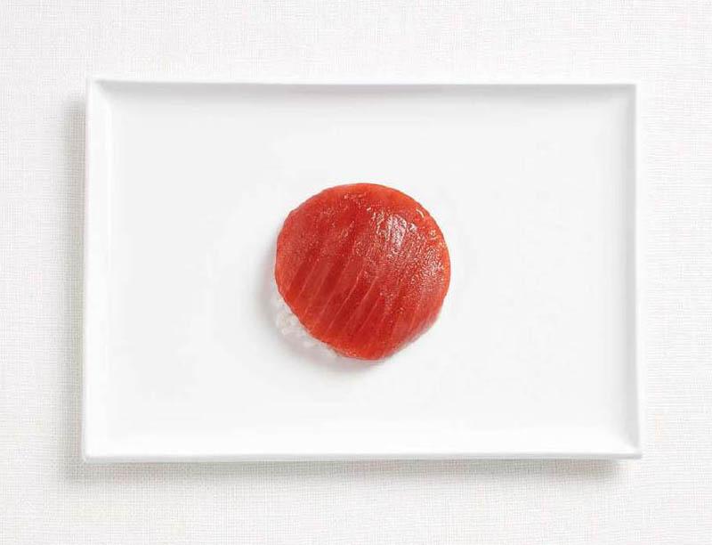 پرچم کشور ژاپن,تزیین دسر ,تزیین خوراکی ها