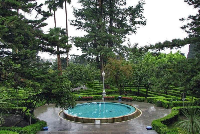 باغ موزه رامسر