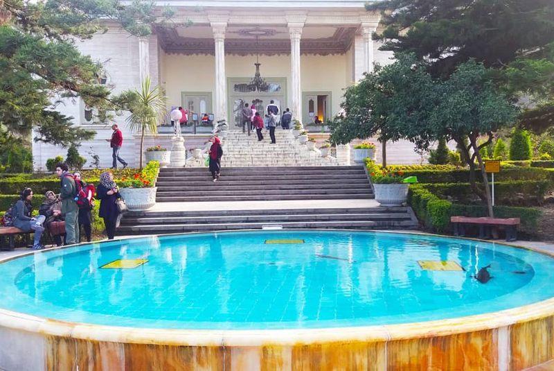 کاخ موزه رامسر