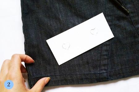 نقاشی روی دامن|آموزش تصویری نقاشی روی لباس