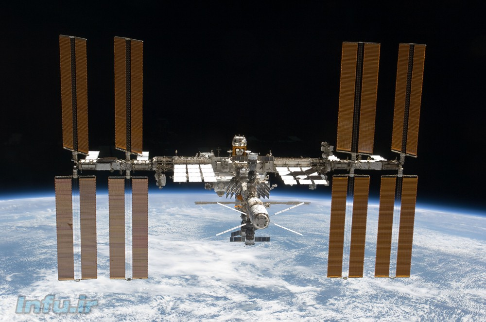بزرگ ترین سفینه ی فضایی